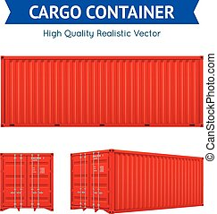 Cargo Freight Container