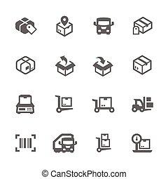 Cargo Icons