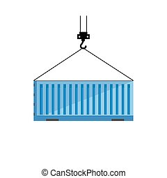 Cargo or shipping container