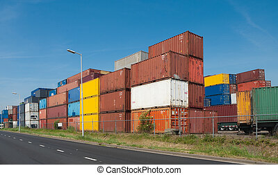 cargo přepravní skříň
