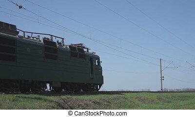 Cargo Train Pulls HD