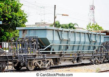 Cargo trains