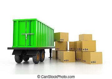 Cargo transportation concept