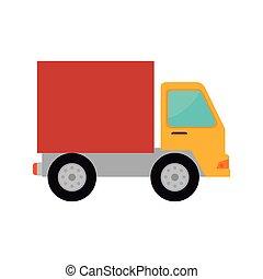 cargo truck vehicle