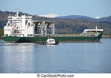 cargos, maritime, transport