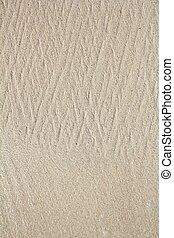 Caribbean clear beach sand texture shore