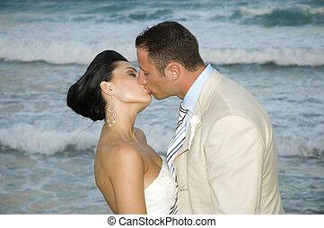 caribbean encalham, casório