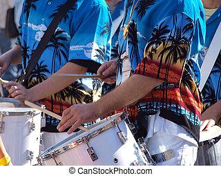 Caribbean latin music