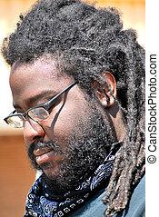Caribbean musician.
