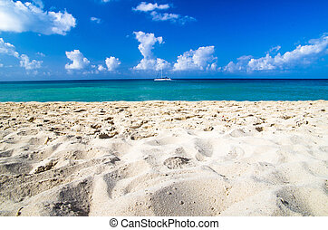 caribbean sea beach