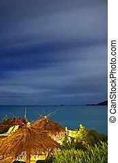 Caribbean Sea Long Exposure, Antigua