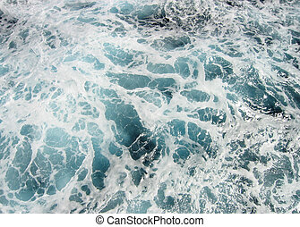 Caribbean Sea Water