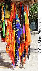 Caribbean souvenir shop