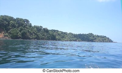 caribbean summer in lovely costa rica