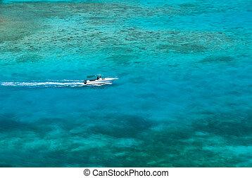 caribe, aguas