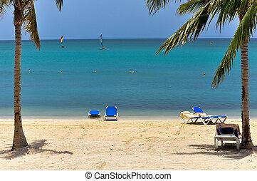 caribe, laguna