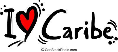 Caribe love