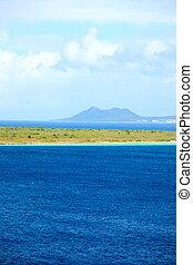 caribe, waters.