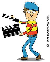 caricatura, director