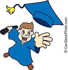 caricatura, graduação