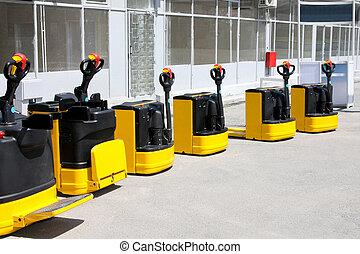 carico, transporters