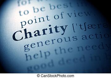 caridade