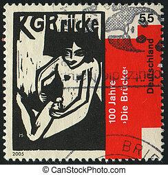 carimbo postal