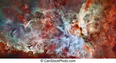 Carina Nebula - Carina Nebula. Elements of this image...