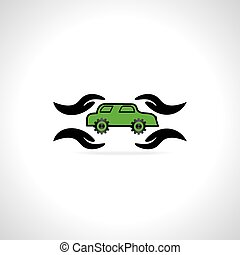 caring car concept