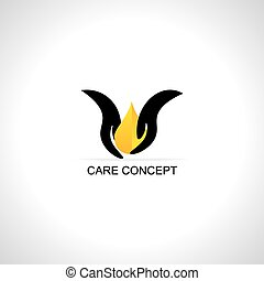 caring concept