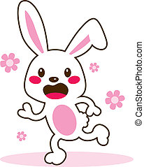 carino, coniglietto pasqua