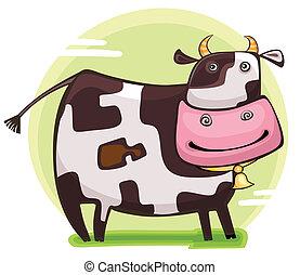 carino, cow.