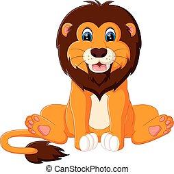 carino, leone