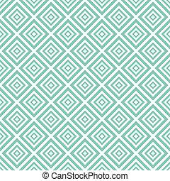 carino, pastello, vettore, seamless, modello, (tiling, con, swatch)