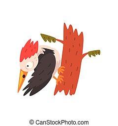 Woody woodpecker il simpatico picchio dei cartoni sbarca su app