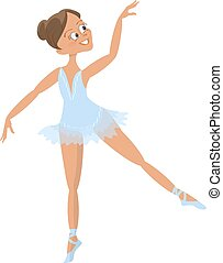 carino, poco, ballerina