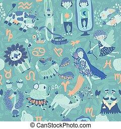 Set bilancia fish kawaii divertente stiker scorpione clip art vettoriale cerca - Toro e sagittario a letto ...