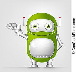 carino, robot