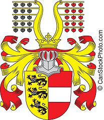 Carinthia coa - Various vector flags, state symbols, emblems...