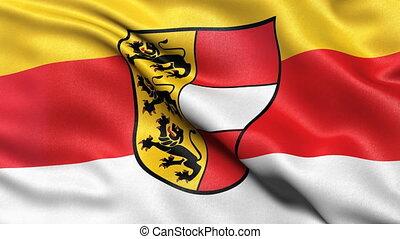 Carinthia state flag loop