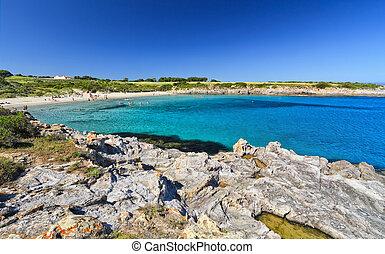 Carloforte - La Bobba Beach
