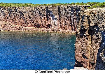 Carloforte - Mezzaluna gulf