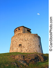 Carlton Martello Tower in Saint John, NB - Carlton Martello...