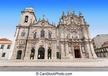 Igreja do Carmo - Carmo Church - Igreja do Carmo in Porto,...