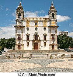 Carmo Church in Faro, Portugal - The Igreja do Carmo (Carmo...