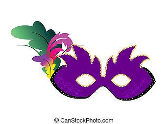 carnaval, マスク