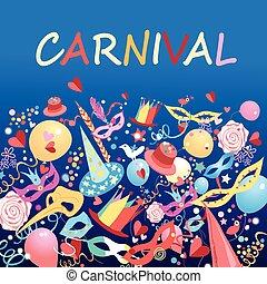 carnaval, achtergrond