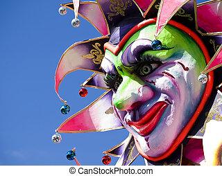 carnaval, flotteur
