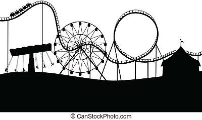 carnaval, paisaje