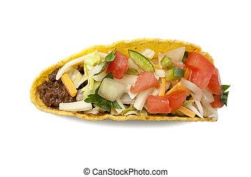 carne de vaca,  Tacos